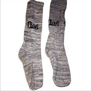 Pink VS socks